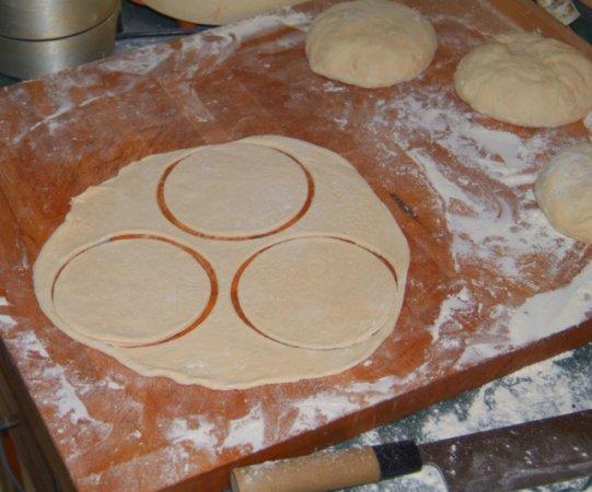 Как сделать тесто для хинкал