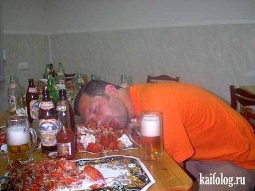 Опьянеть в домашних условиях