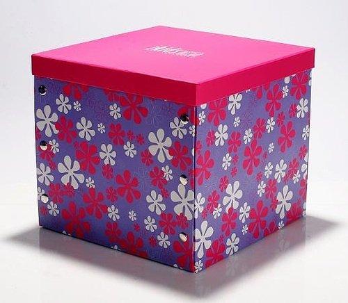 Как обклеить подарочные коробки своими руками
