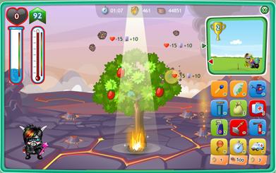 Дерево желаний скриншоты