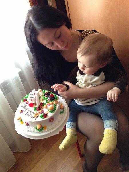Фото: Первый...тортик!!!!! - Roza N*****, 56 лет, Редкино