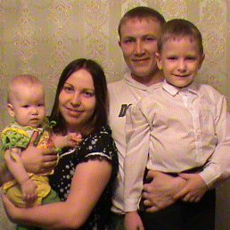Семья, Набережные Челны, 38 лет