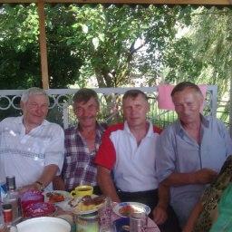 Владимир, Барвенково, 67 лет