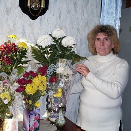 Ольга, 61 год, Ахтырка