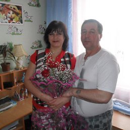 марина, 55 лет, Межозерный