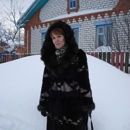 Алевтина Осипова, Шумерля, 55 лет