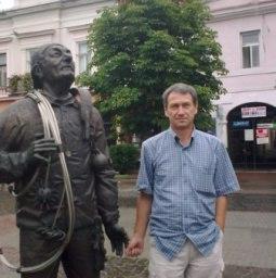 Владимир, Свалява, 63 года