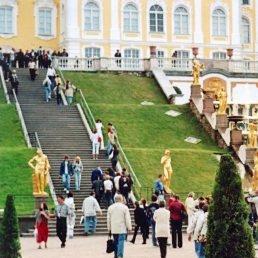 Мария, Санкт-Петербург