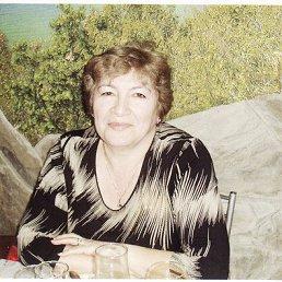 люба, 66 лет, Динская