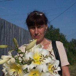 Алла Лебедева, 49 лет, Шаховская