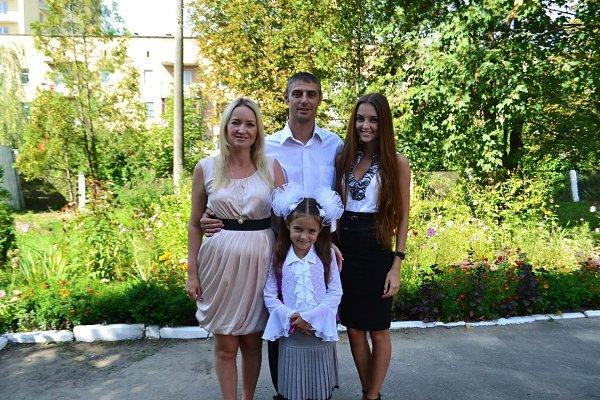 Фото - Моя семья: : Nastya Proskurenko, 23 года, Киев
