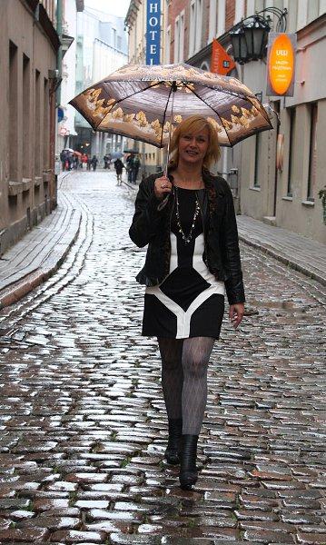 Фото любимого города: Рига-улица старого города Риги - sveta, Рига