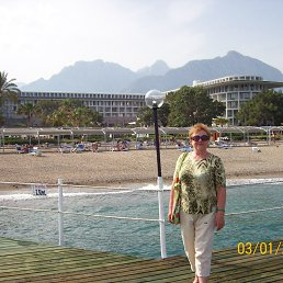 Татьяна, 64 года, Терновка