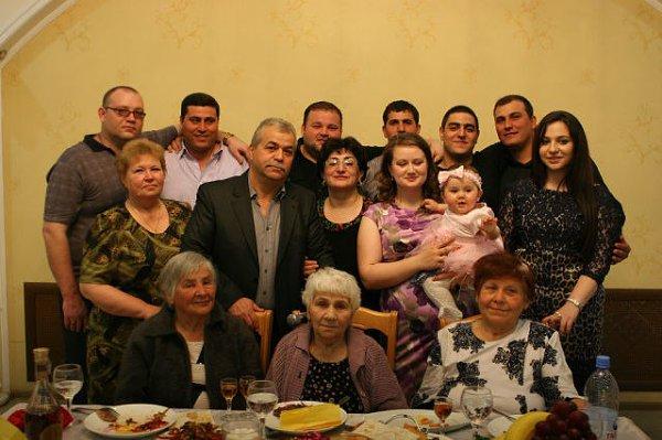 Фото - Моя семья: : наша семья - Сергей, Чирчик