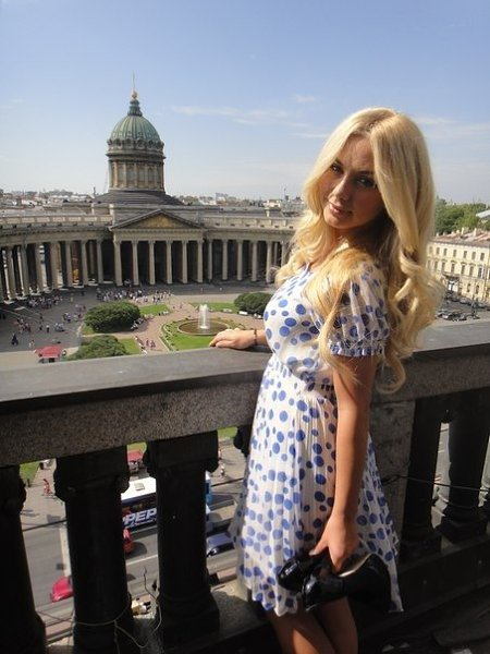 Фото любимого города: Санкт-Петербург, Россия - Катарина, 28 лет, Москва