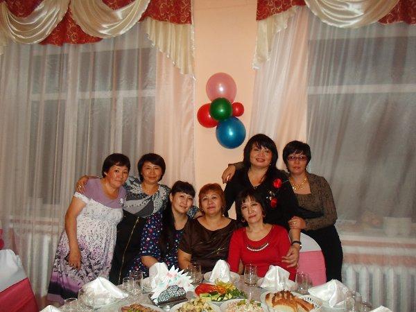 Фото - Моя семья: : я мои подруги - Гульнара Кошумова, 52 года, Петропавловск