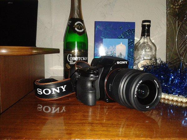 Фото подарка на Новый год: Спасибо Деду Морозу за мечту !!! - Елено4ка, 47 лет, Хабаровск