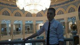 Влад Размахнин, , Ташкент
