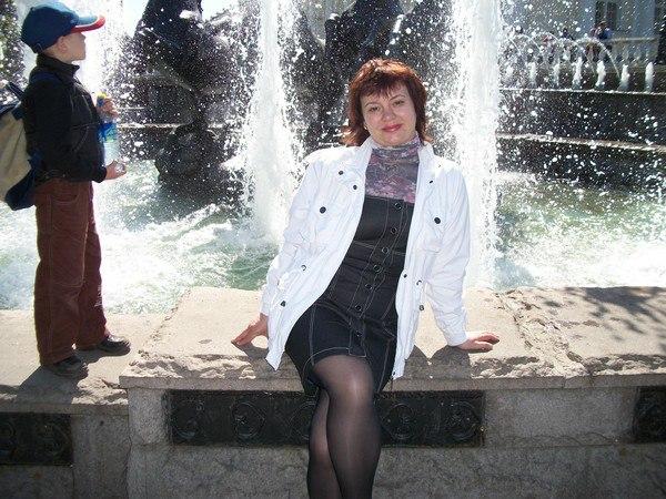Фотоотчет ирины круг в городе александров черное