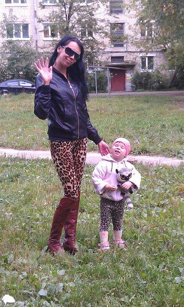 Фото в парке: ) - Ира Боня, 23 года, Рыбинск