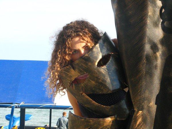 Фото в парке: сбросим маски) - Stasy, 38 лет, Самара
