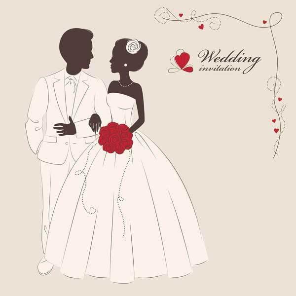 Открытка, свадьба открытки для распечатки
