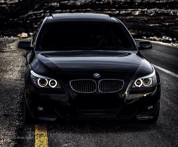 #BMW #E60