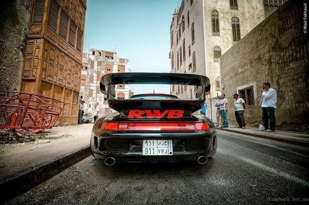 Porsche 911 Diablo Nero - 3