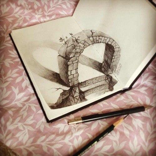 Работы карандашом.#вдохновение@ideas.life - 2