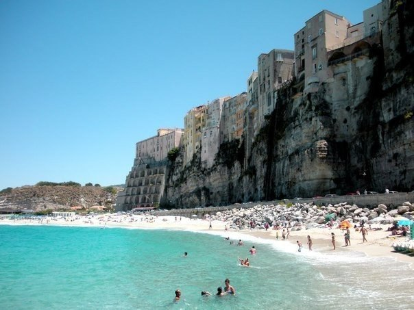 Live in Tropea
