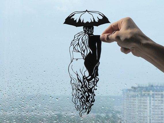 Бумажное искусство