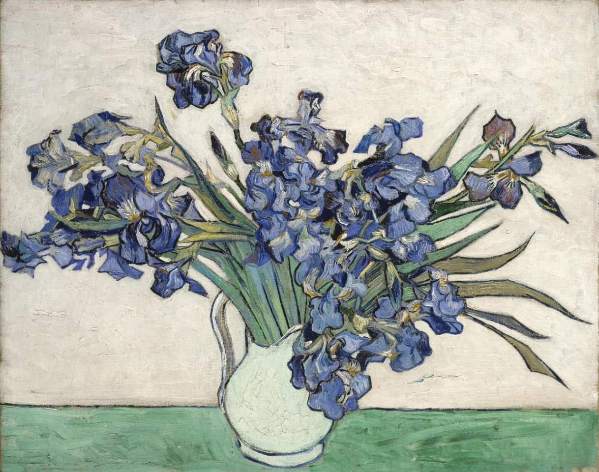 Цветочные натюрморты кисти Винсента Ван Гога - 7