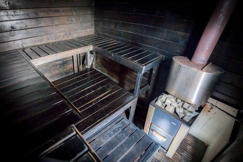 Плавающая сауна-домик.#архитектура@yakor.blog - 5