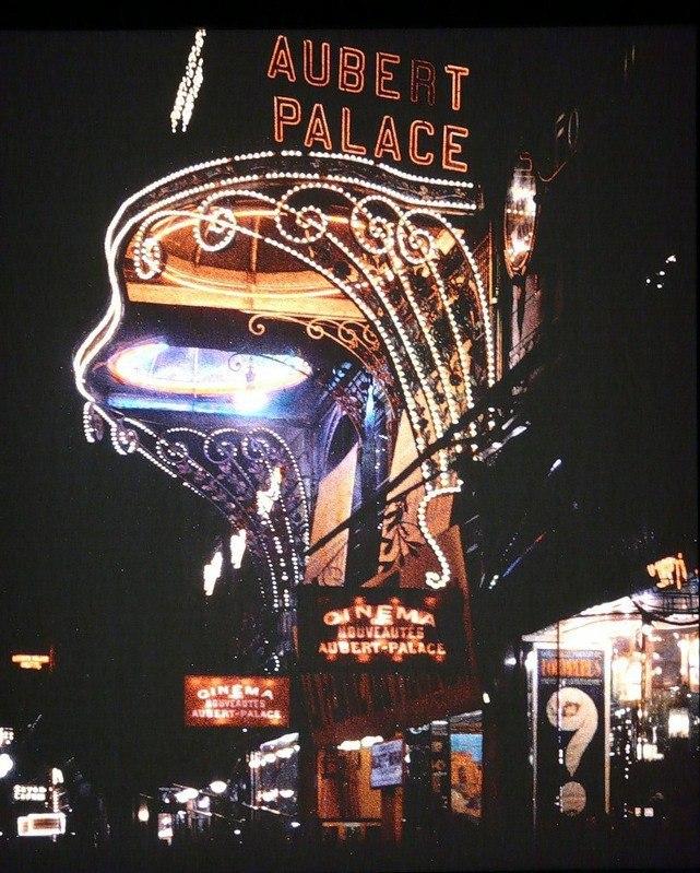 Цветные фотографии Парижа 1914 года. Париж — город огней. Он был любим по многим причинам на ... - 8