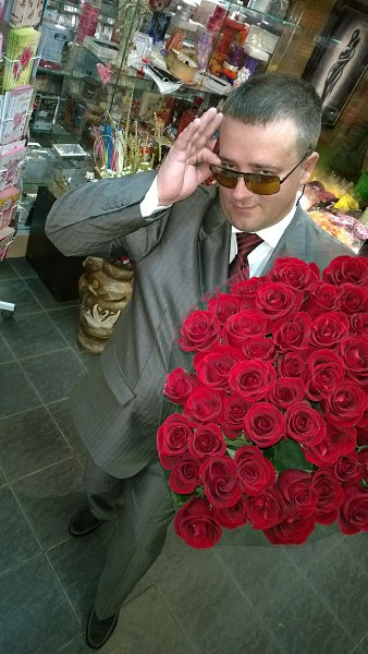 Фото: SERGIO, 47 лет, Пангоды в конкурсе «Ого!»