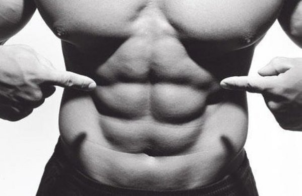 как быстро сжечь жир на животе мужчине