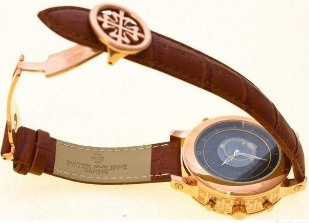 лучше часы patek philippe sky moon tourbillon оригинал характеристики цена РФ: 4600