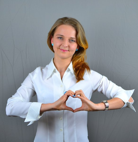 Фото: Julianna, Нюрнберг в конкурсе «Сердечко»