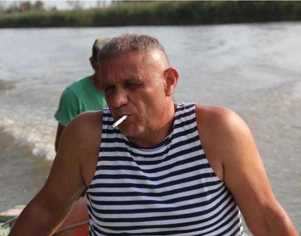 Фото: РАФАЭЛ, 59 лет, Москва в конкурсе «Тельняшки»