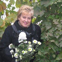 галина, 64 года, Каховка