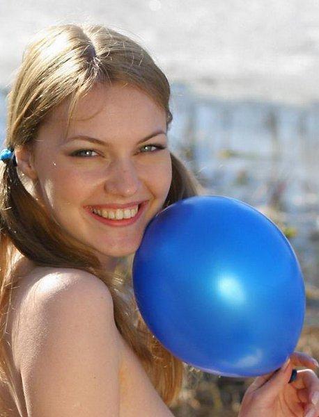 Фото: Светлана, Владивосток в конкурсе «Воздушные шарики»