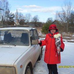 Татьяна, 65 лет, Пустошка