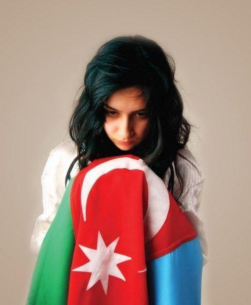 Картинки с надписью я азербайджанка