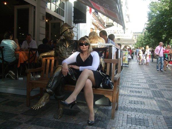 Фото: Виктория, 47 лет, Луцк в конкурсе «В солнечных очках»