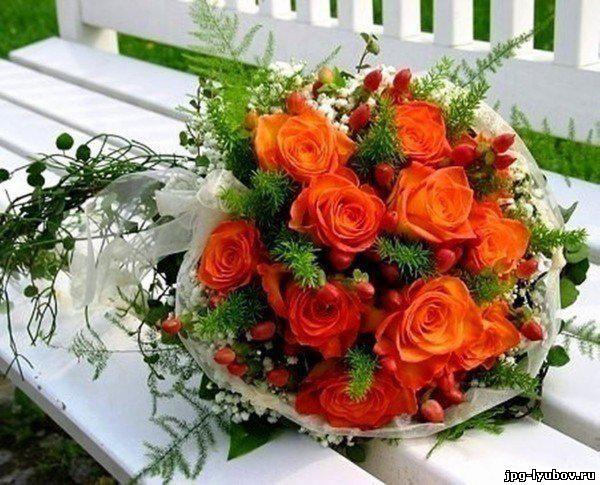 Цветы для друзей картинки, открытки