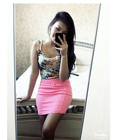 Фото: Элли, Нарва в конкурсе «Юбки и шорты»