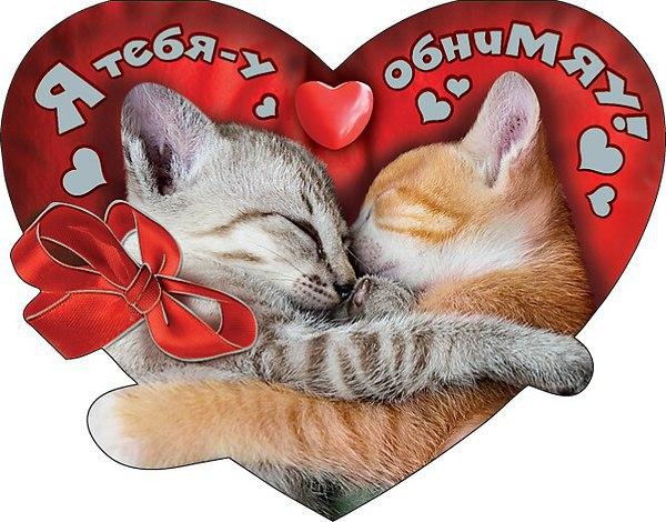 Открытка поцелуйчики спокойной ночи