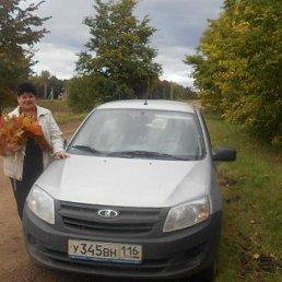 Гульшат, 62 года, Менделеевск