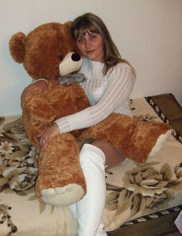 Фото: Виктория, 45 лет, Луцк в конкурсе «Мягкие игрушки»