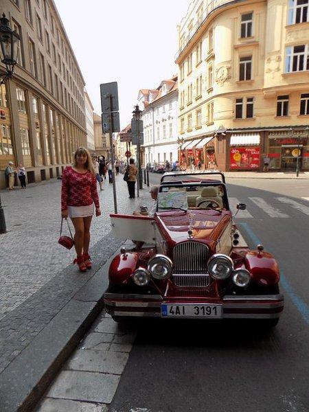 Фото: Виктория, 45 лет, Луцк в конкурсе «День водителя»